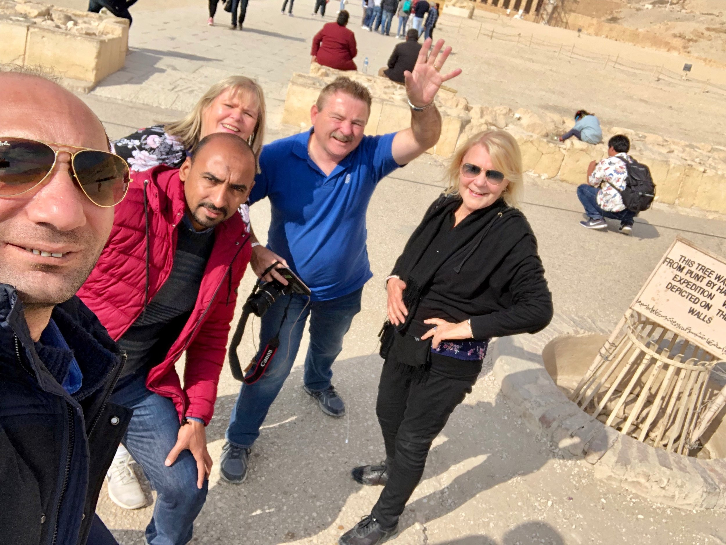 Jan 2019 Queen Hatshepsut Temple