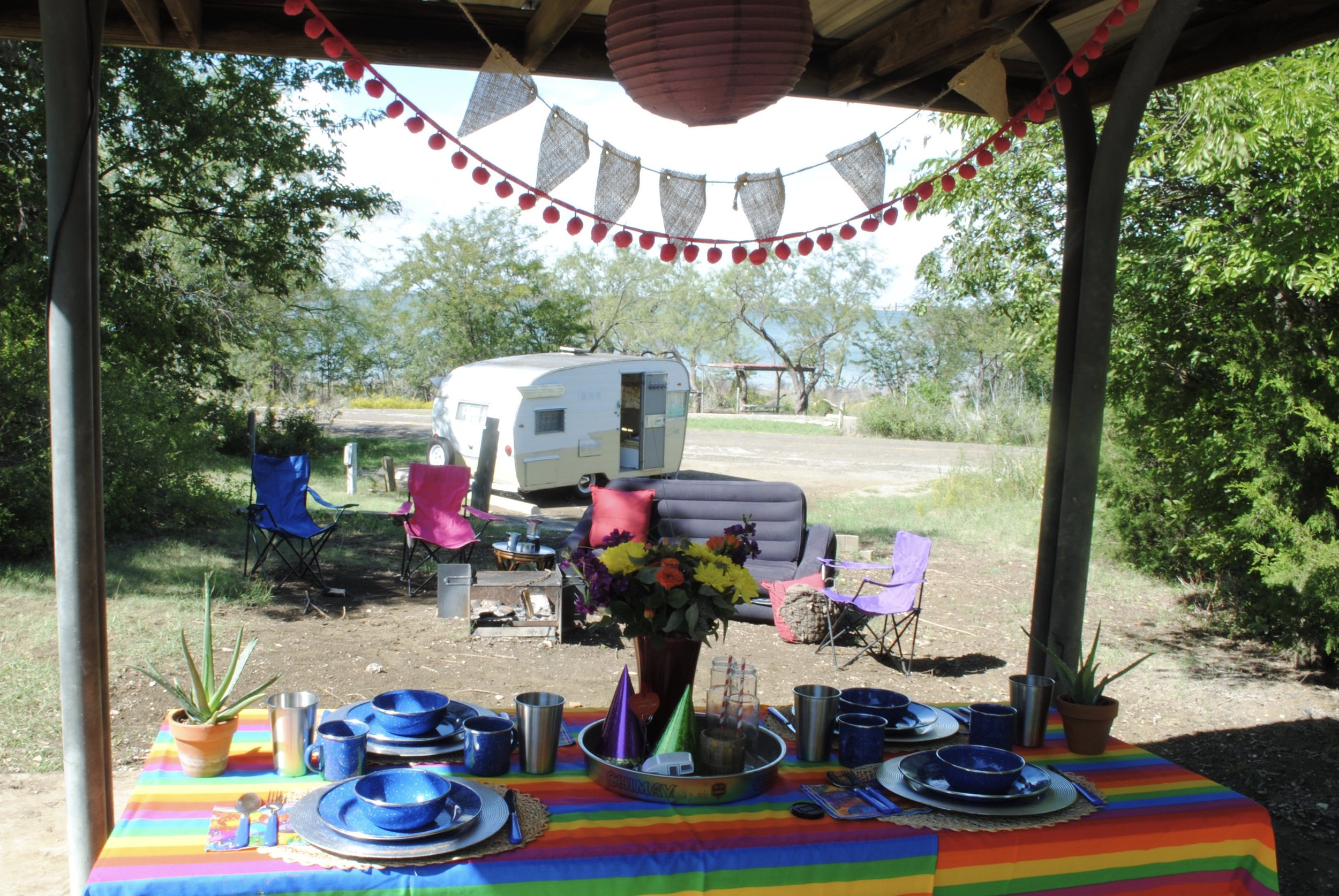 Glamping & Party Package Options!