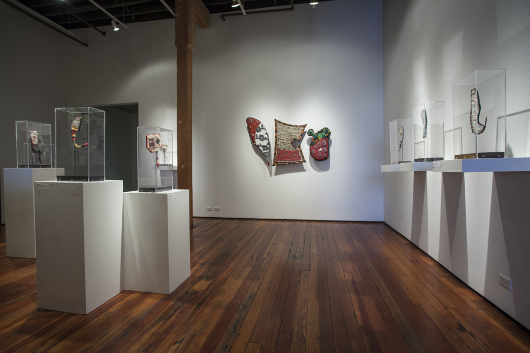 Secrets and Outtakes , Installation View, Sherry Leedy Contemporary Art, 2013.