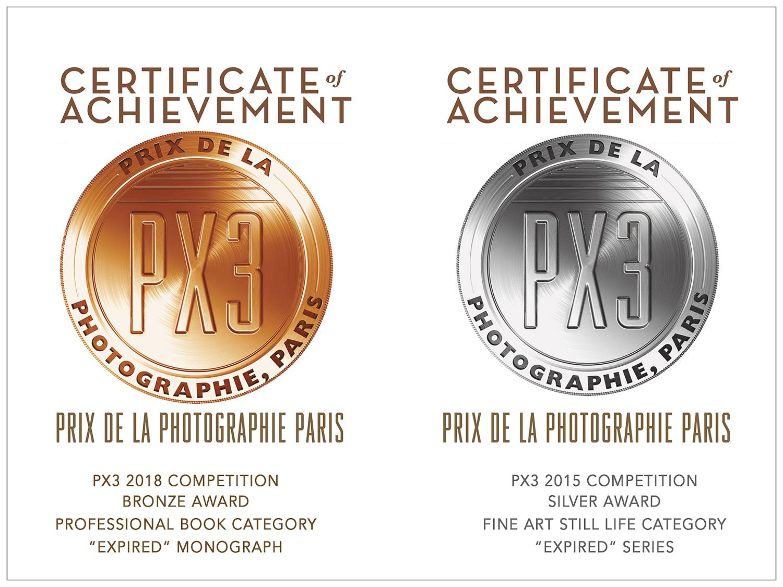 PX3 Bronze + Silver