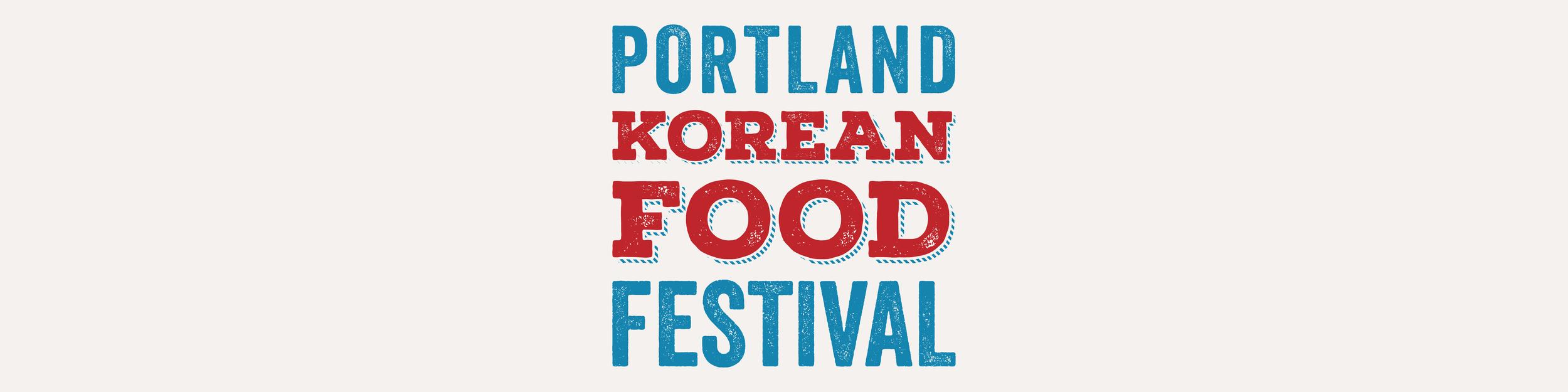 Portland Korean Food Fest