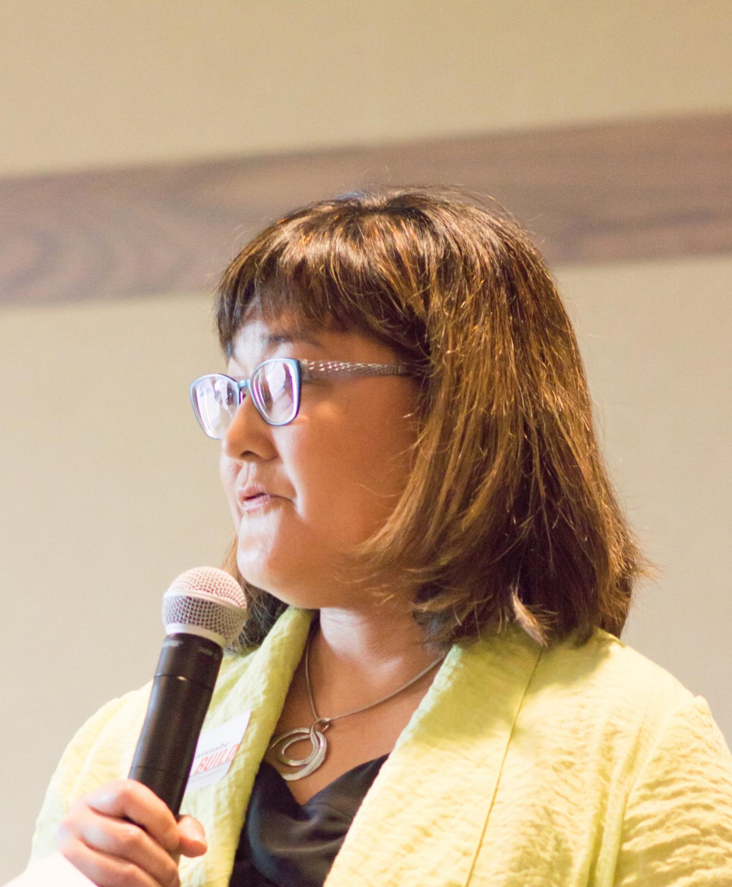 - Women in Leadership Ms. Mari Watanabe