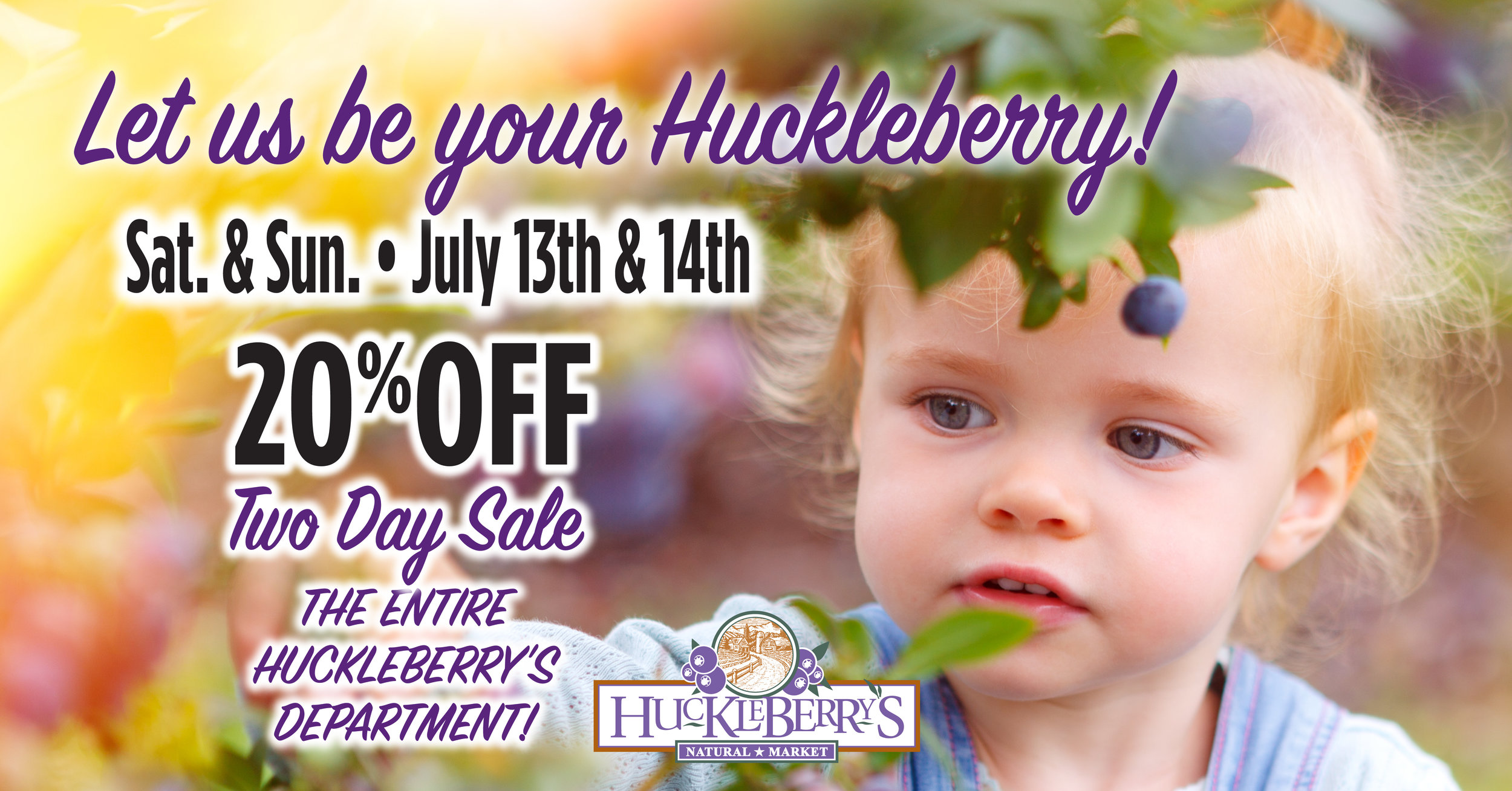 Hucks - Entire Dept Sale - July 13_fb-2-day-sale.jpg