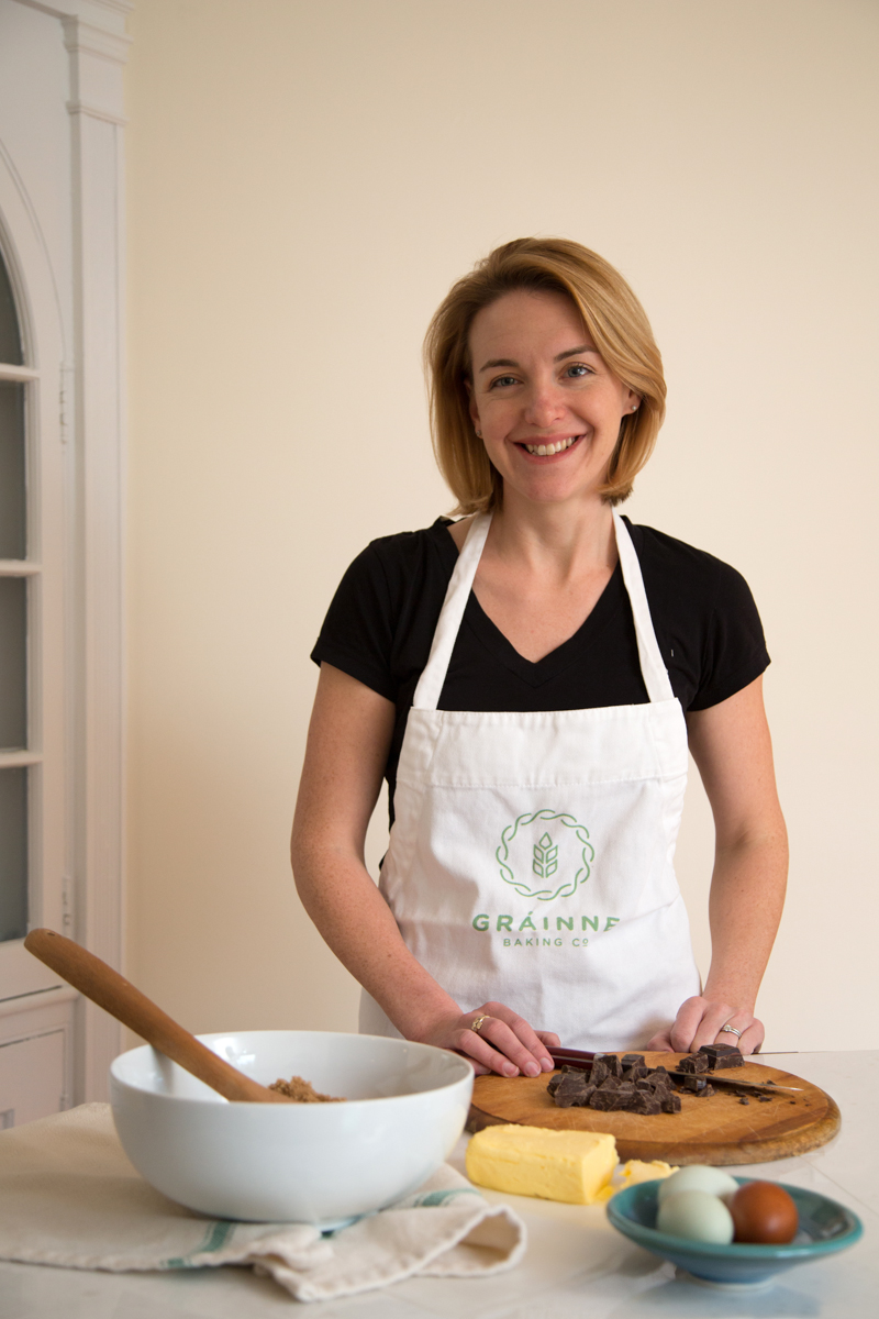 Jillian Simms - Grainne Founder