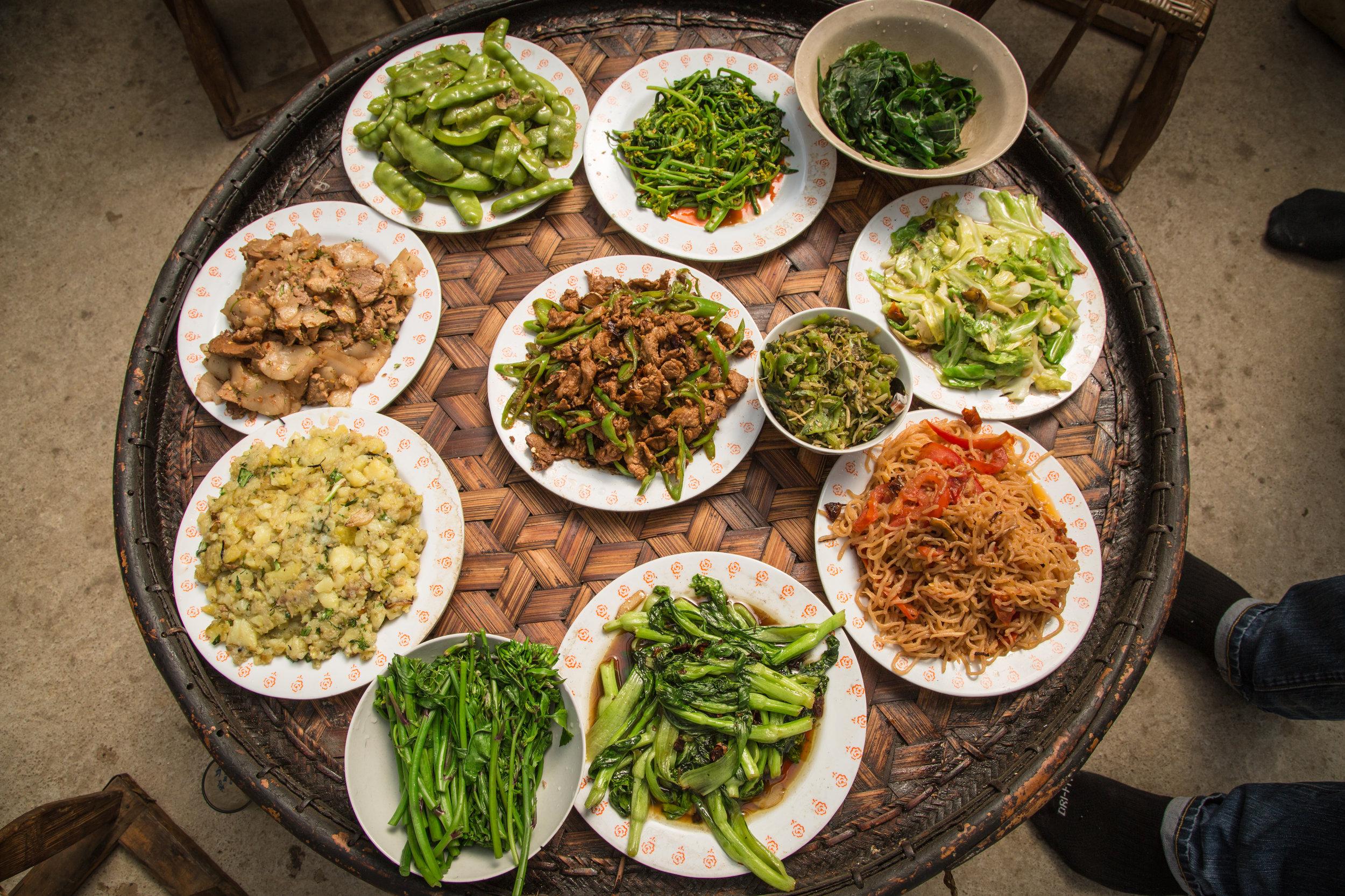 Mountain Dai Lunch