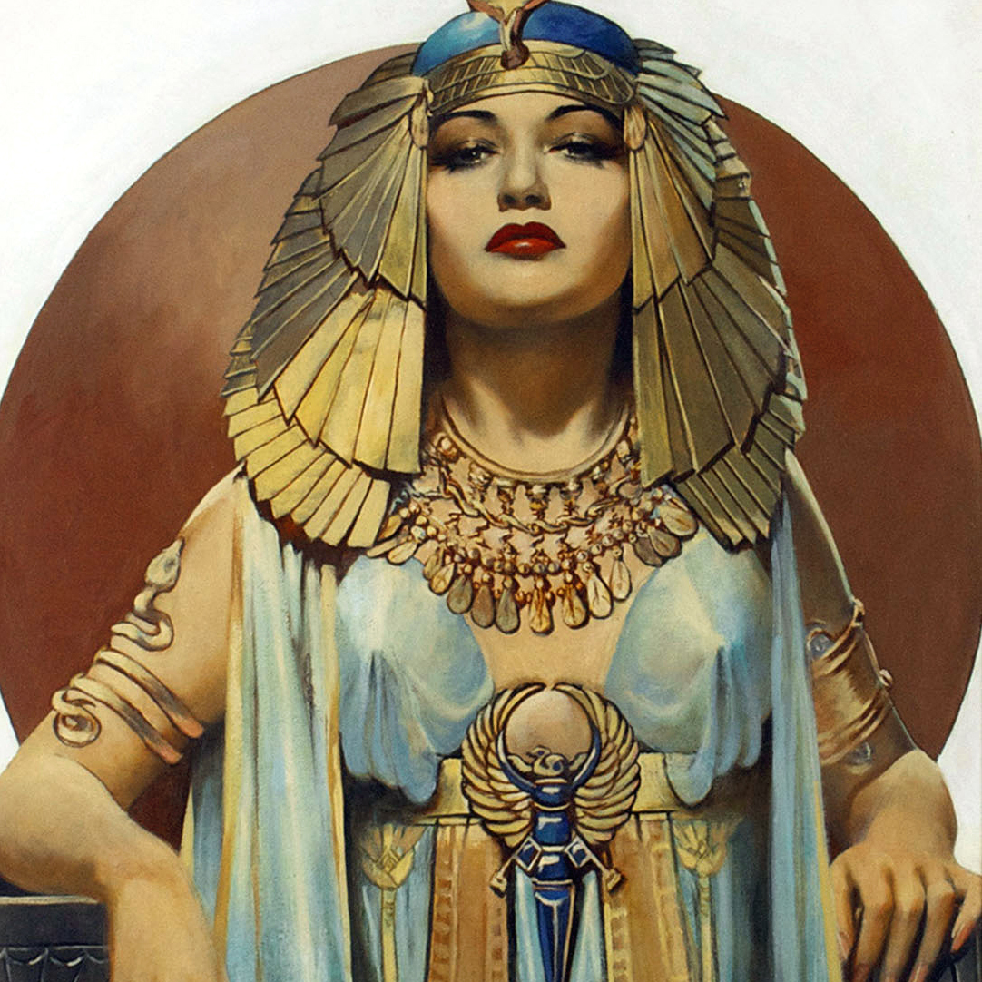 CLEOPATRA BY HENRY CLIVE
