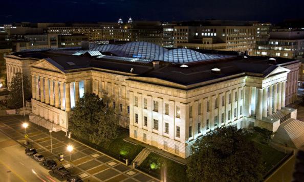 Smithsonian's National Portrait Gallery | Washington DC