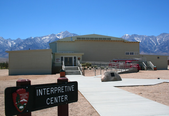 Manzanar Interpretive Center at the Manzanar National Historic Site | Independence, CA