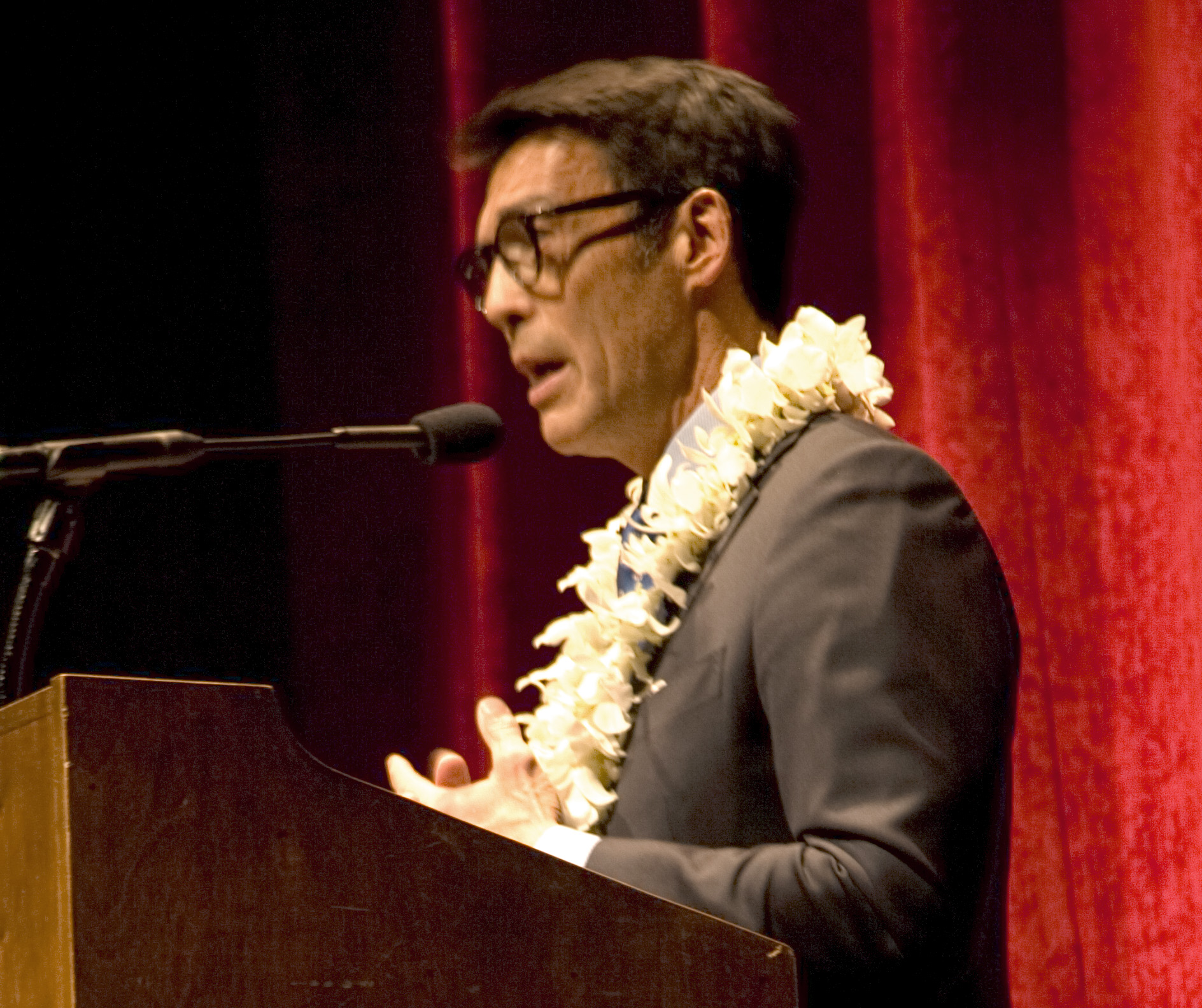 David Ono (ABC7 Los Angeles), Master of Ceremonies