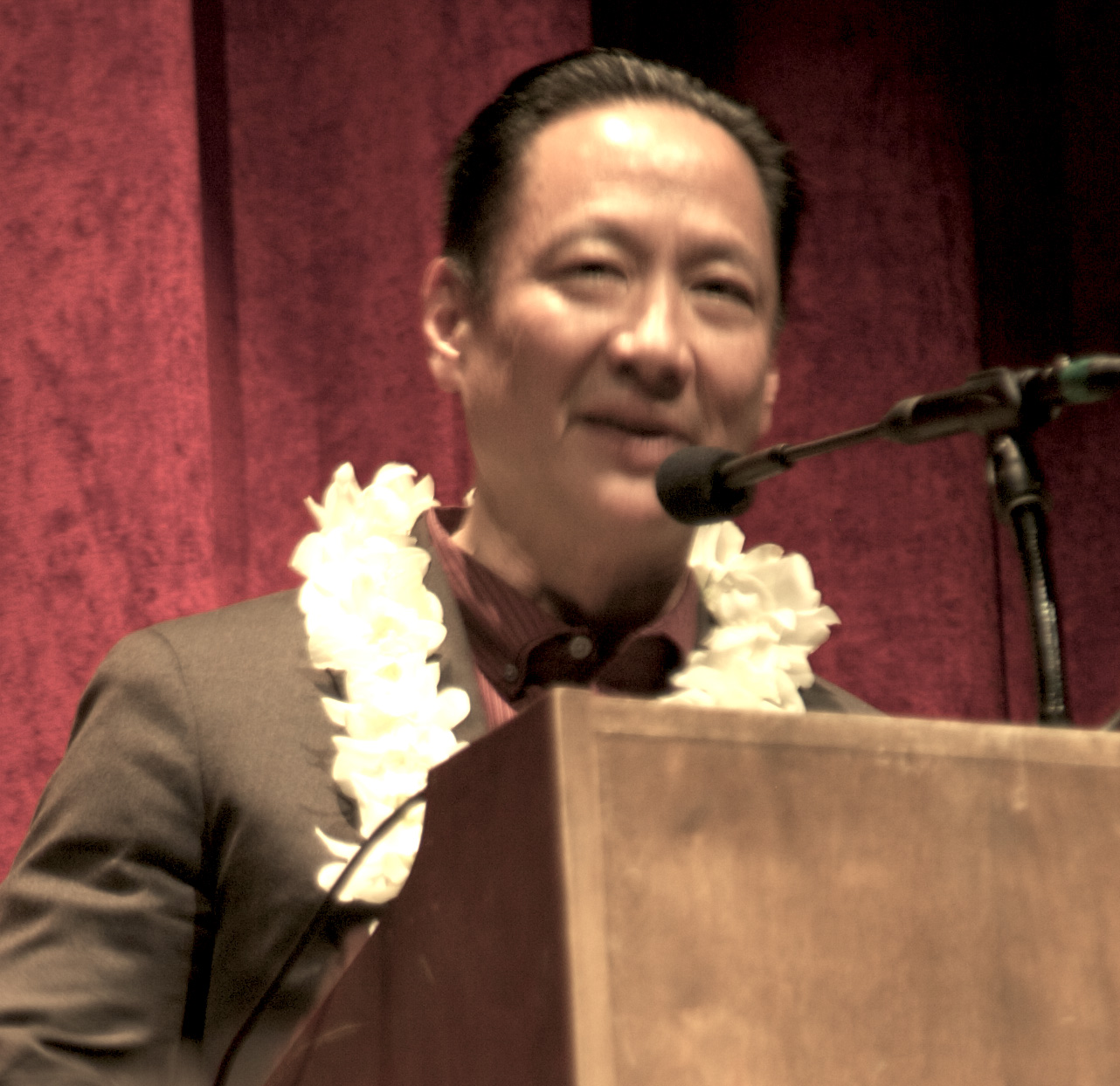 San Francisco Public Defender and documentary filmmaker Jeff Adachi