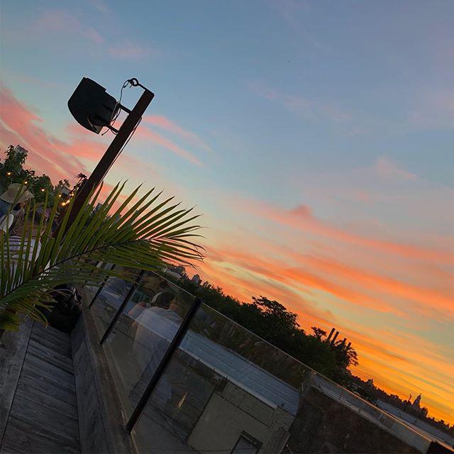 Dreaming of weekend rain-free weekend sunsets 🌅