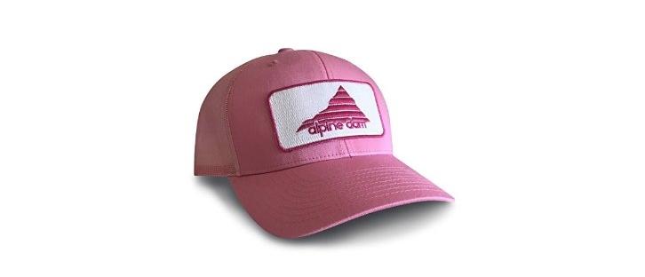 Alpine Dam Hats!