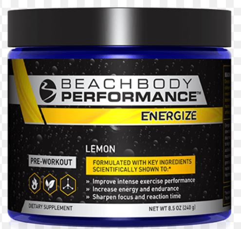 My favorite All-Natural, pre-workout!