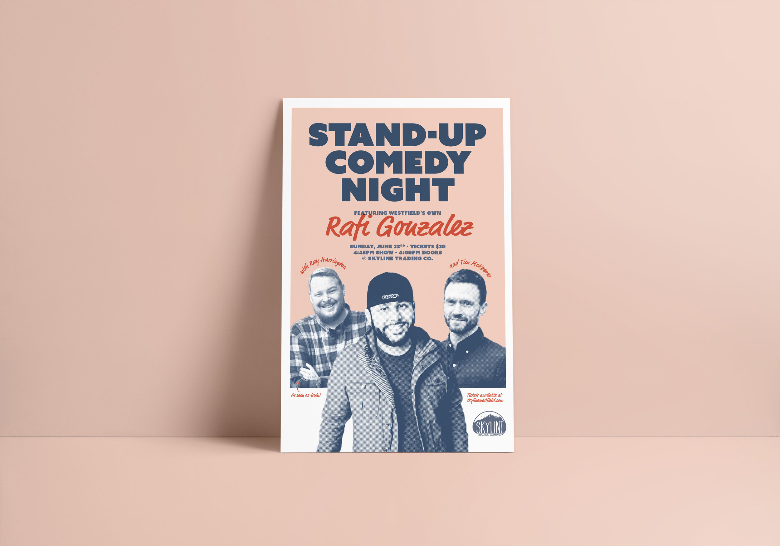 Skyline Beer Co Comedy Night 12x18 Poster Mockup.jpg