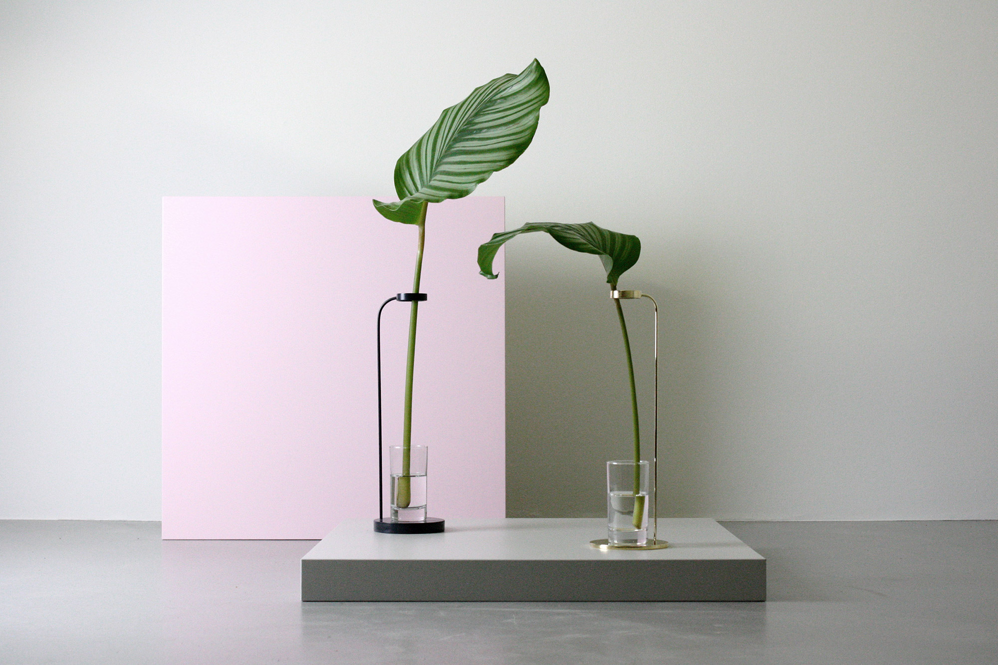 STEM - a vase with space for just one flower stem. This is Danish minimalist design in its purest form.