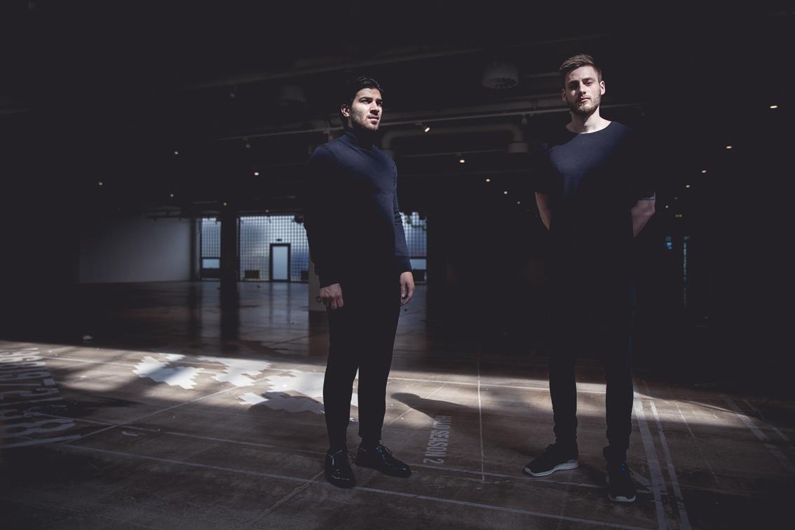DUBOKK  is a Copenhagen based creative deign studio. Pictured are its founders and designers Aleksandar Lazic and Bjarti A Steig.  Photos courtesy of  DUBOKK