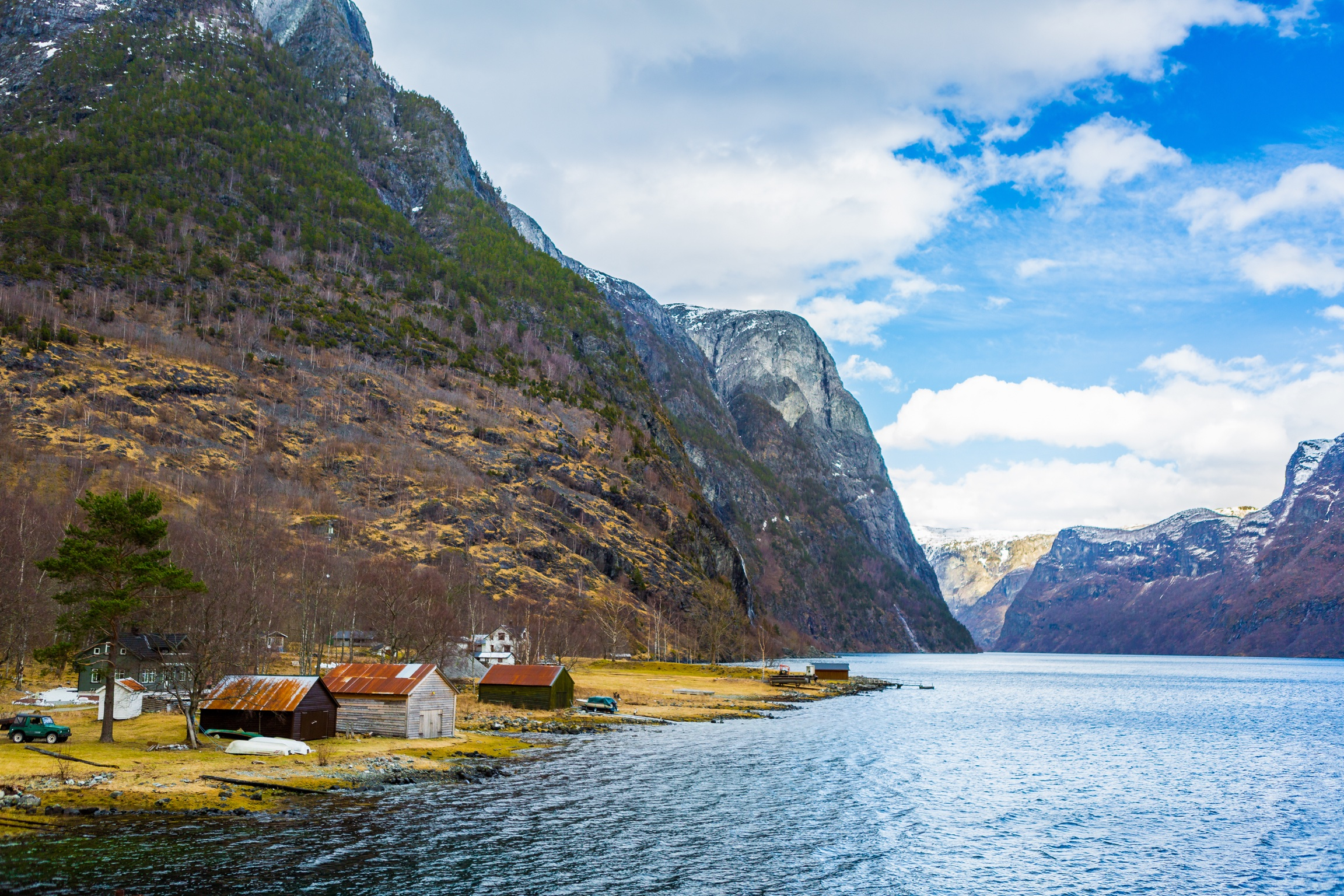 From Flam Railway, Norway