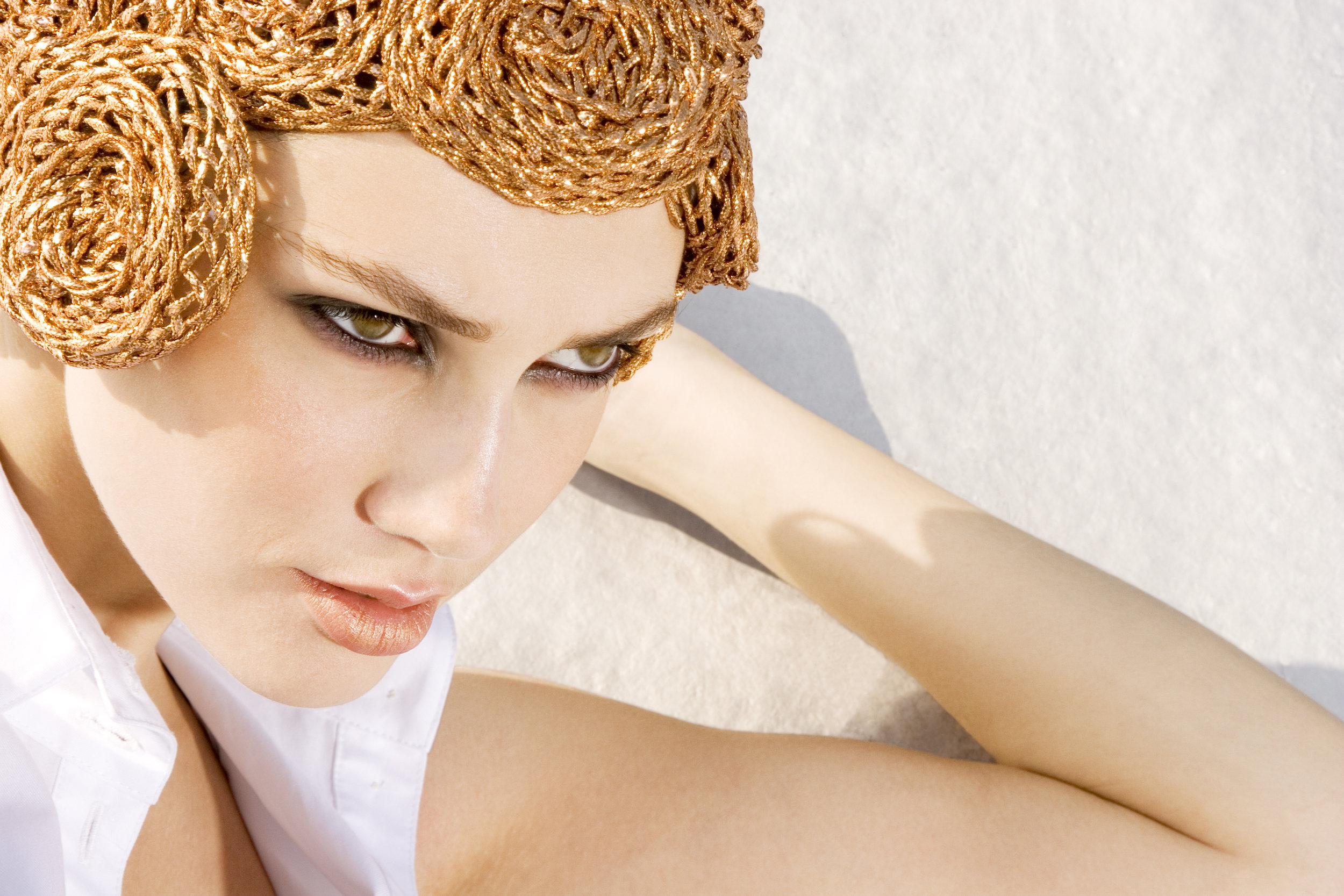 Photos: Idris & Tony & Model: Ruslana Korshunova
