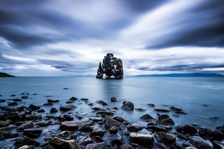 Hvítserkur by Enrico Marzico on 500px