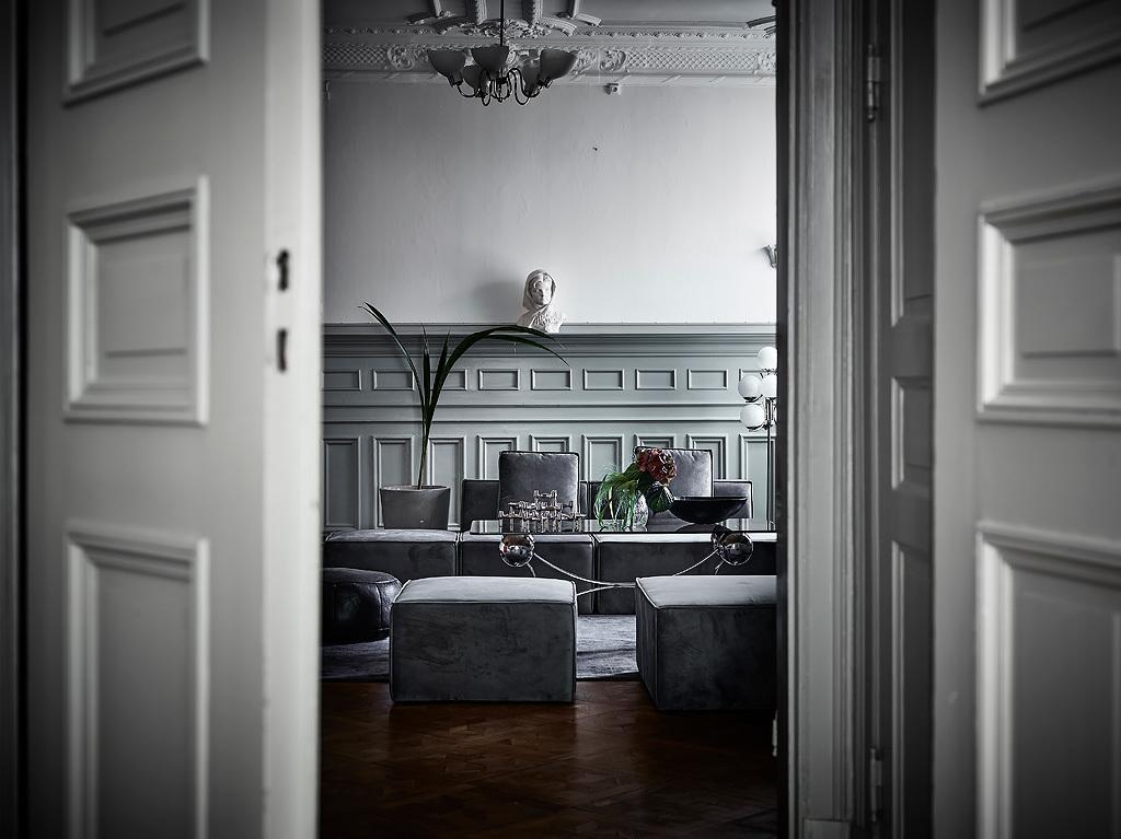 A Grandiose Scandinavian Home — Nordique | Nordic Lifestyle