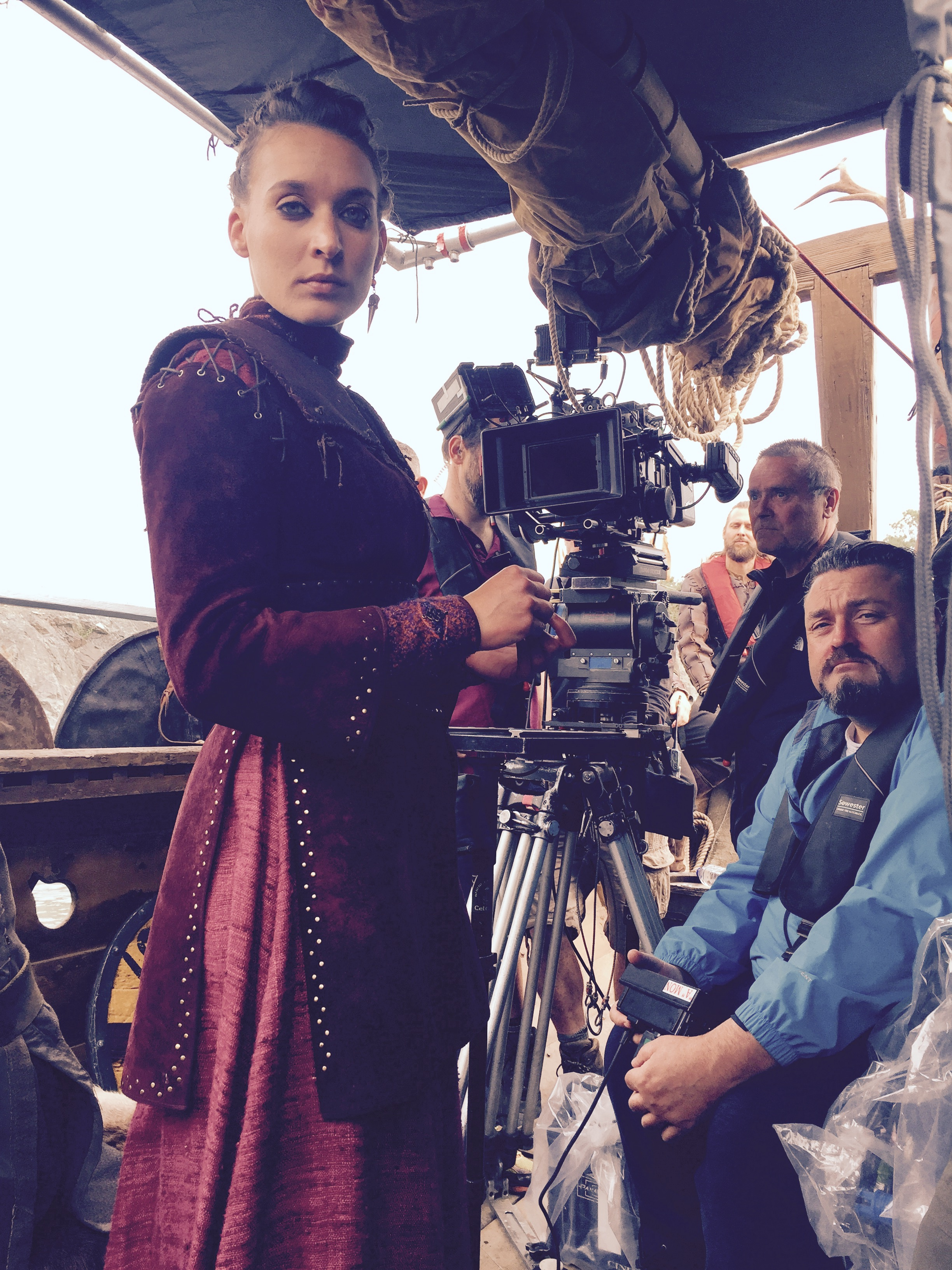 Behind the scenes of Vikings season 5