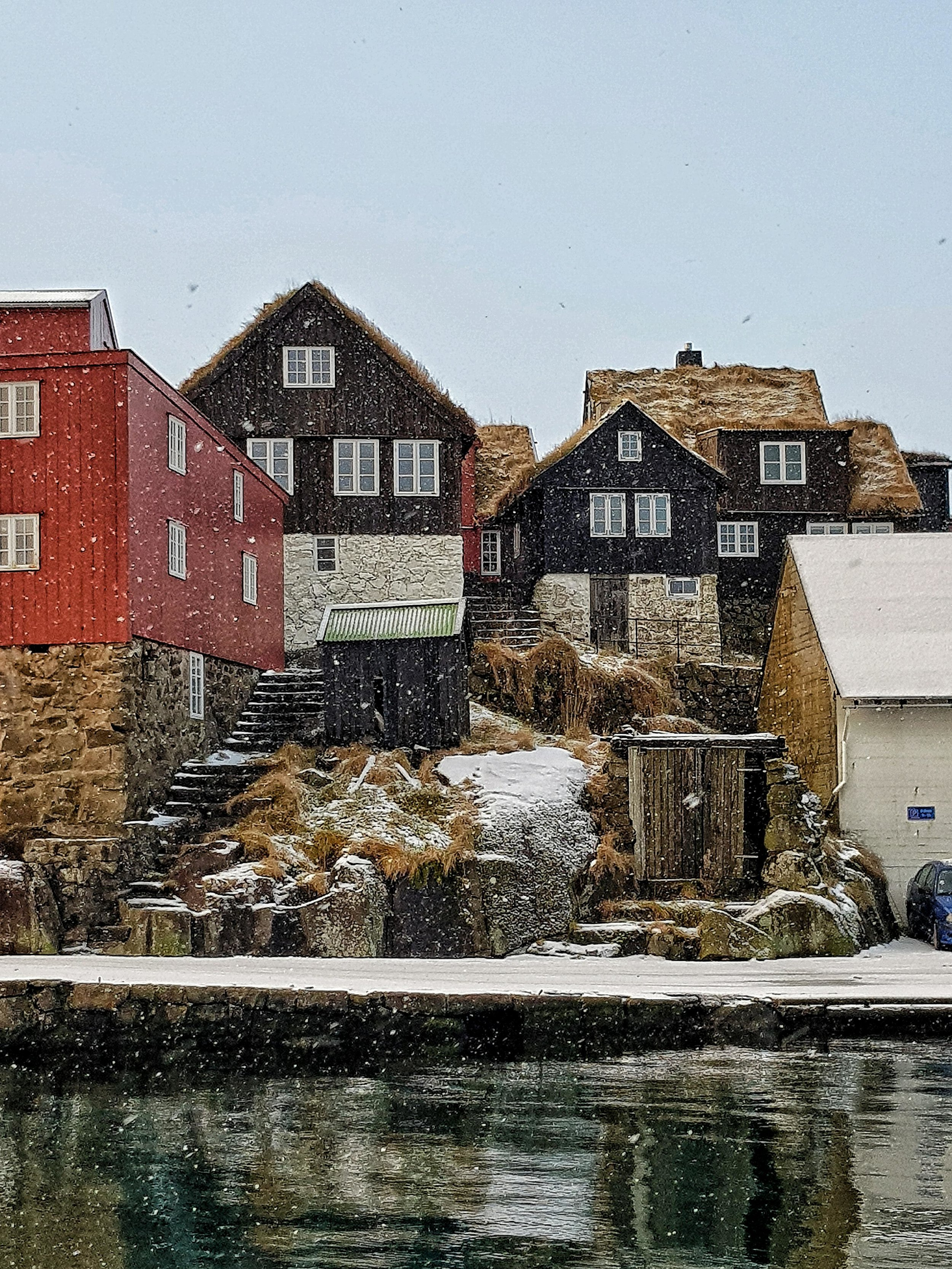 Tórshavn is the capital and largest town of the Faroe Islands.
