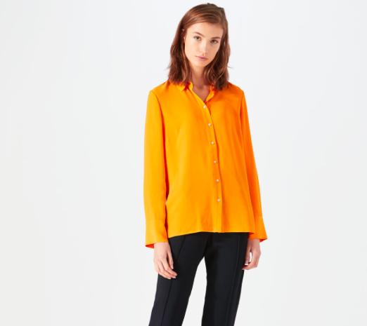 Silk shirt (Similar)