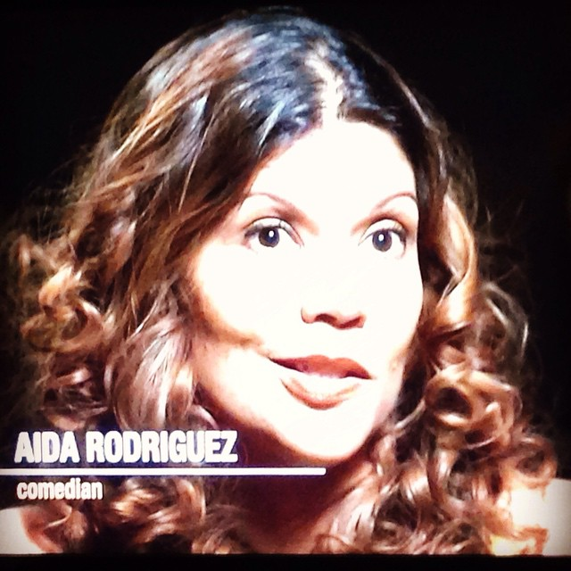 Watching @OWN #LightGirls #documentary and pleasantly surprised to see my friend  @FunnyAida interviewed! #Selma50 #mother #daughter