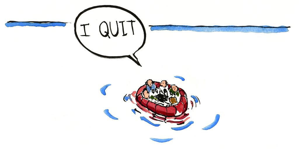Illustration by hikingartist.com.