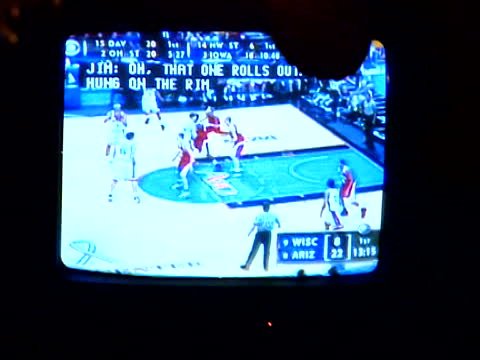 basketball on tv