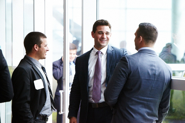 Conference Networking Tips