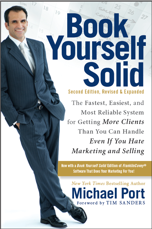 Book Yourself Solid book by Michael Port.png