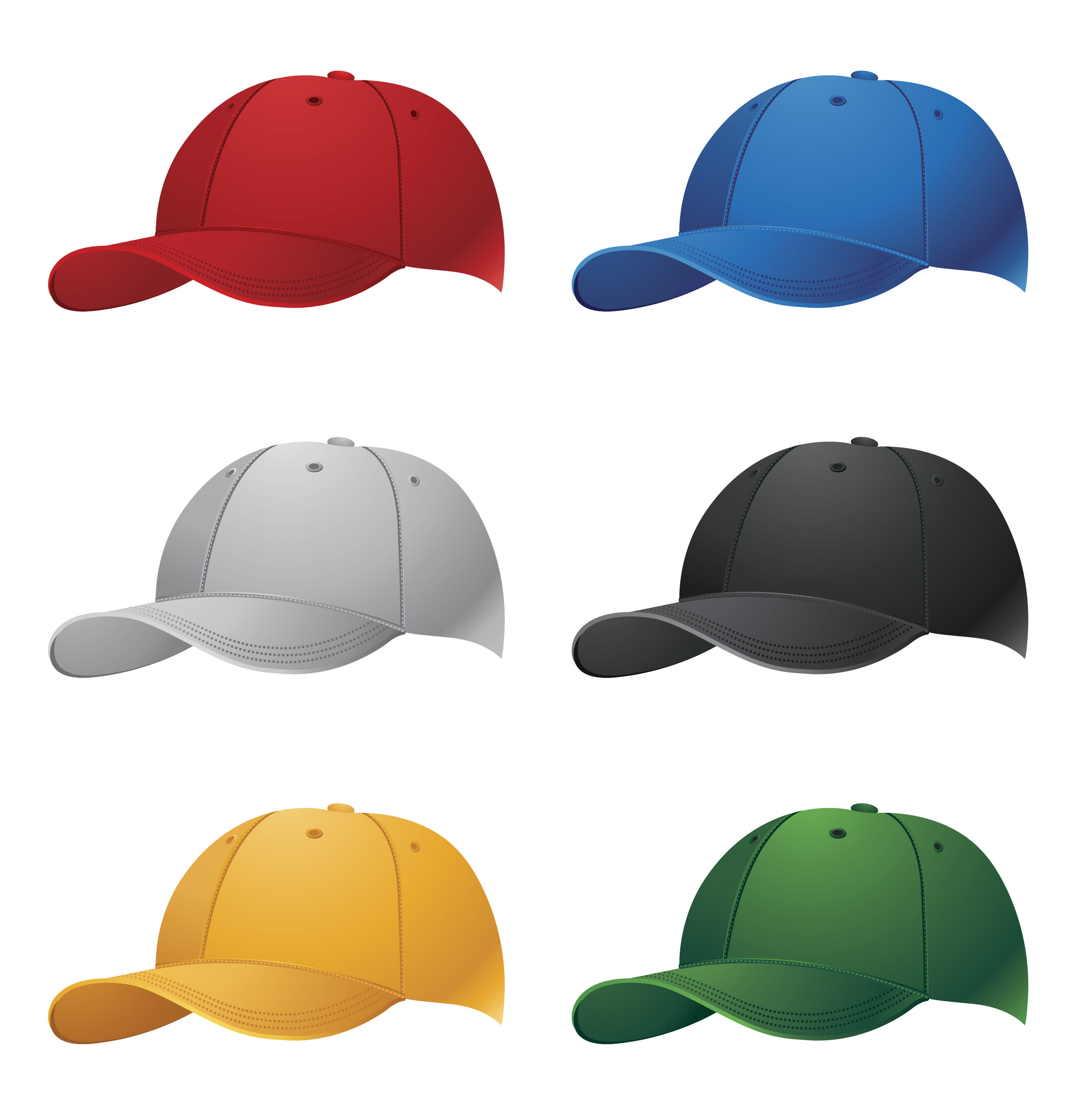 Use six hats to solve a problem