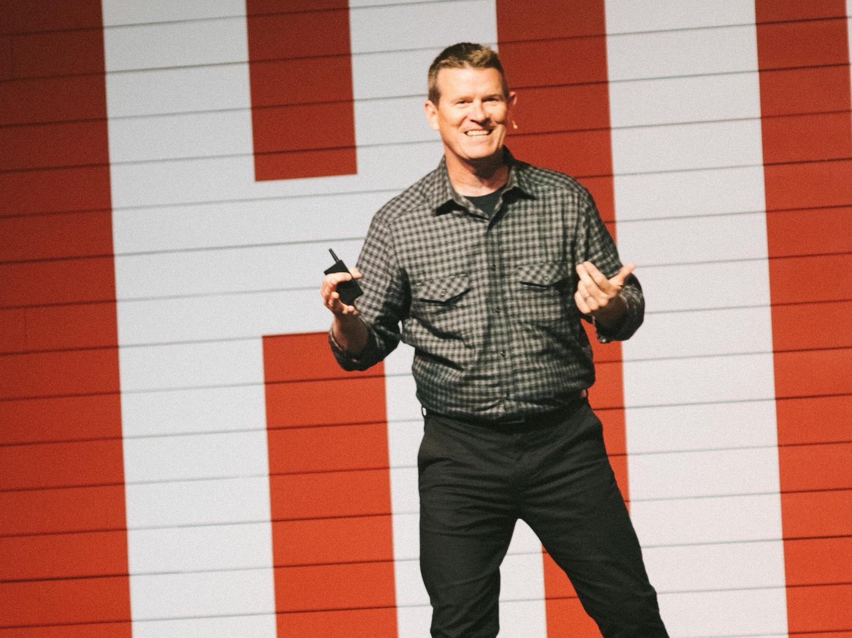 Dave Delaney Speaker