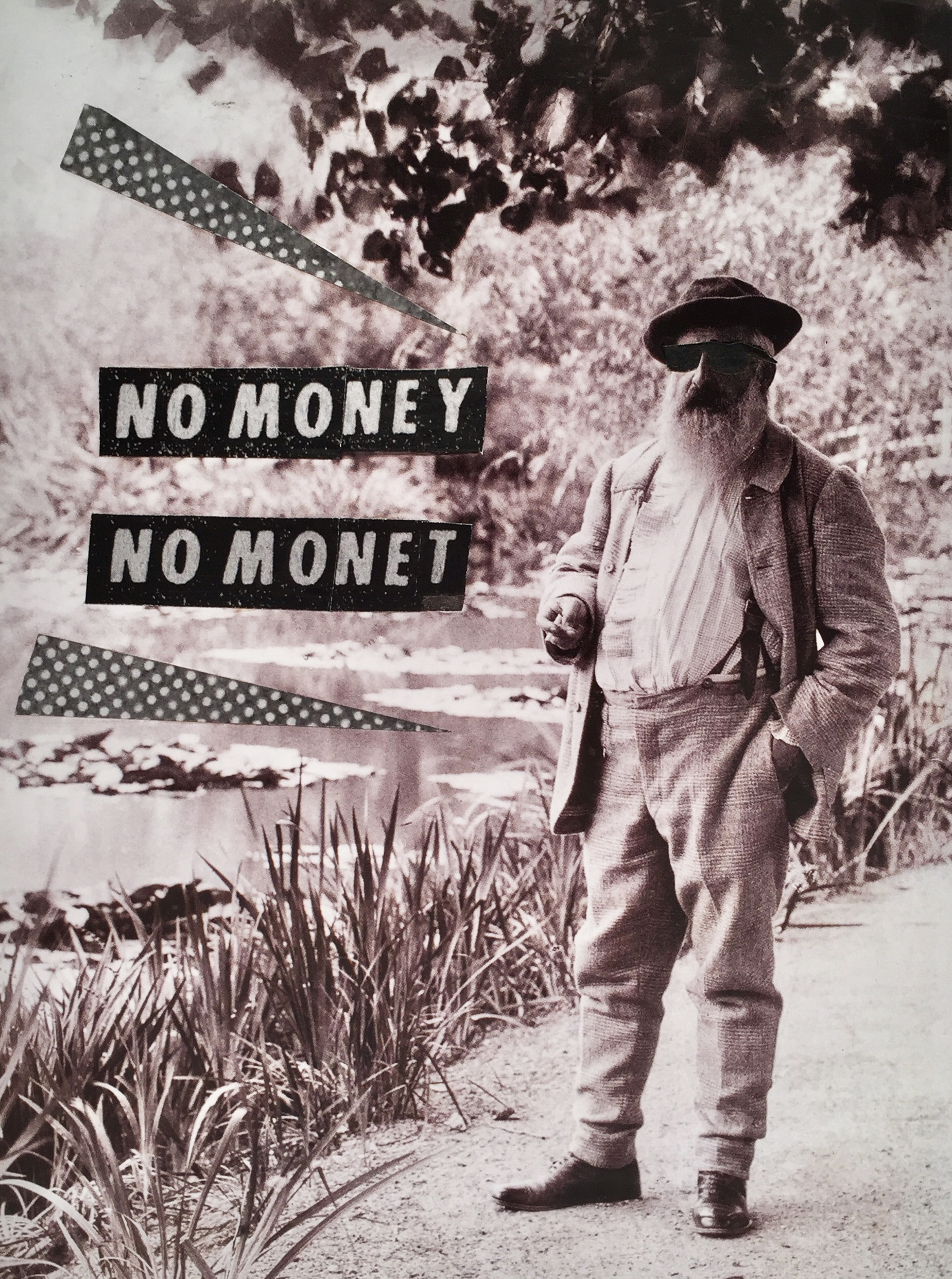 No Monet Blues