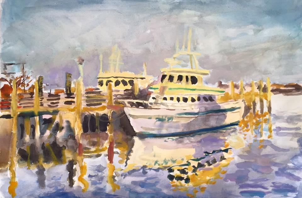 Sheepshead Bay Pier