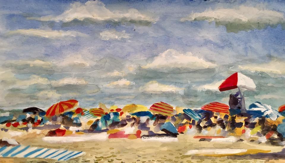 Jacob Riis Beach East