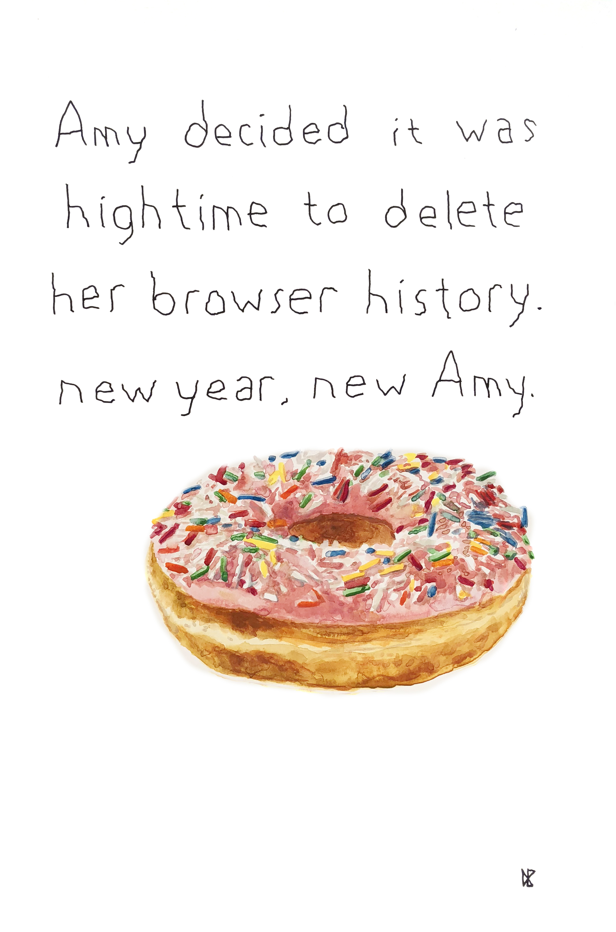New Year, New Amy