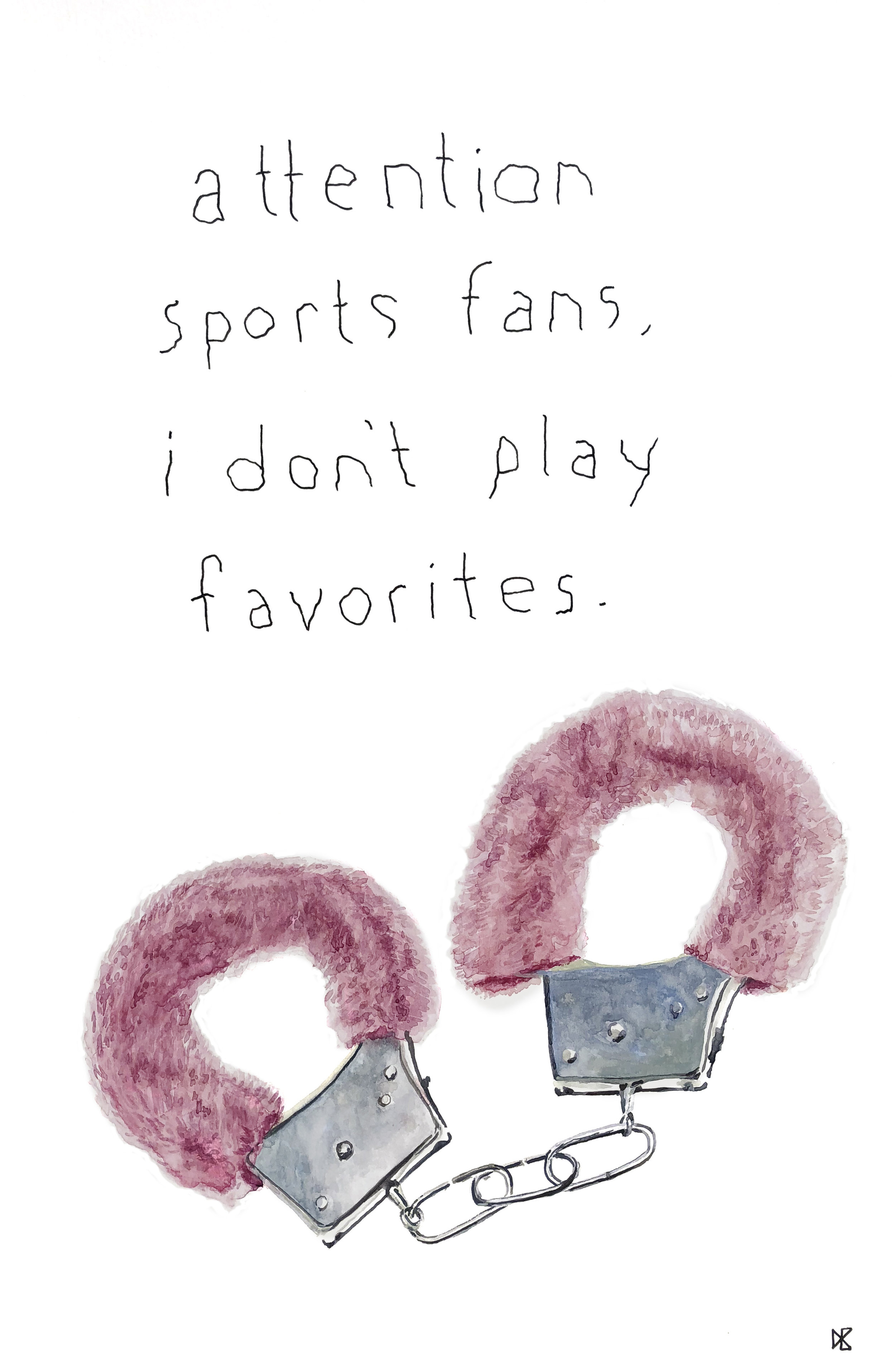 Attention Sports Fans
