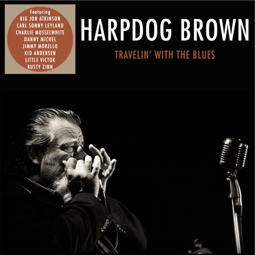 Travelin' With the Blues: Released 2016