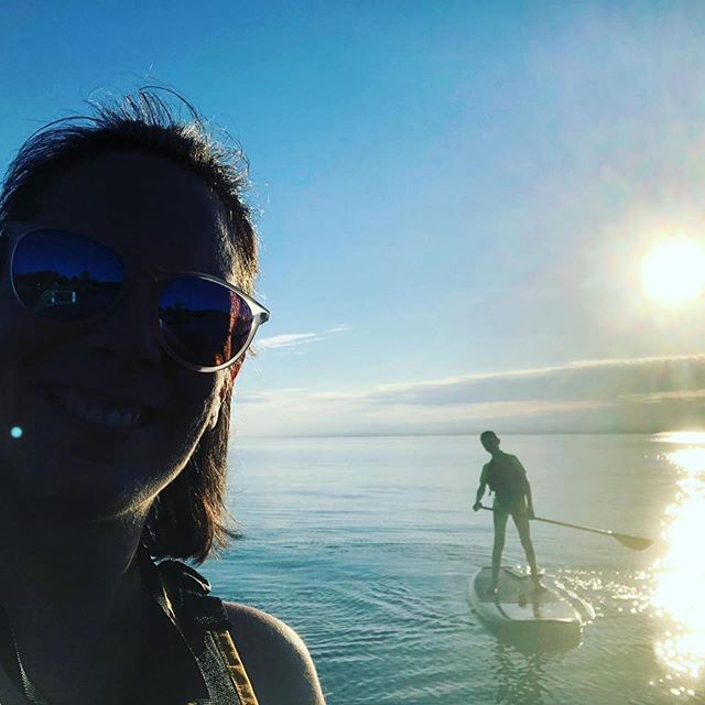 Happy Summer! Who else took time on the longest day of the year to get out on the water? Loving this shot from @amber.riehl out with her son paddling ☀️ Share your adventures with us by using #loveyourgreats & let's really show the world how Great our shared backyard is this summer!
