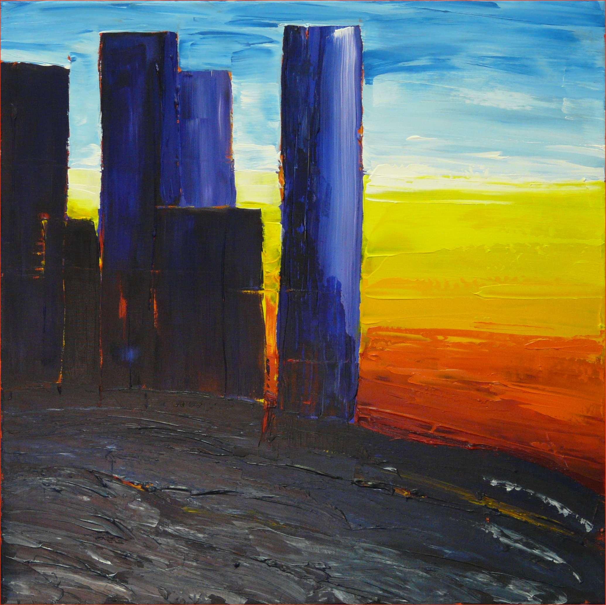 City Sun Rise