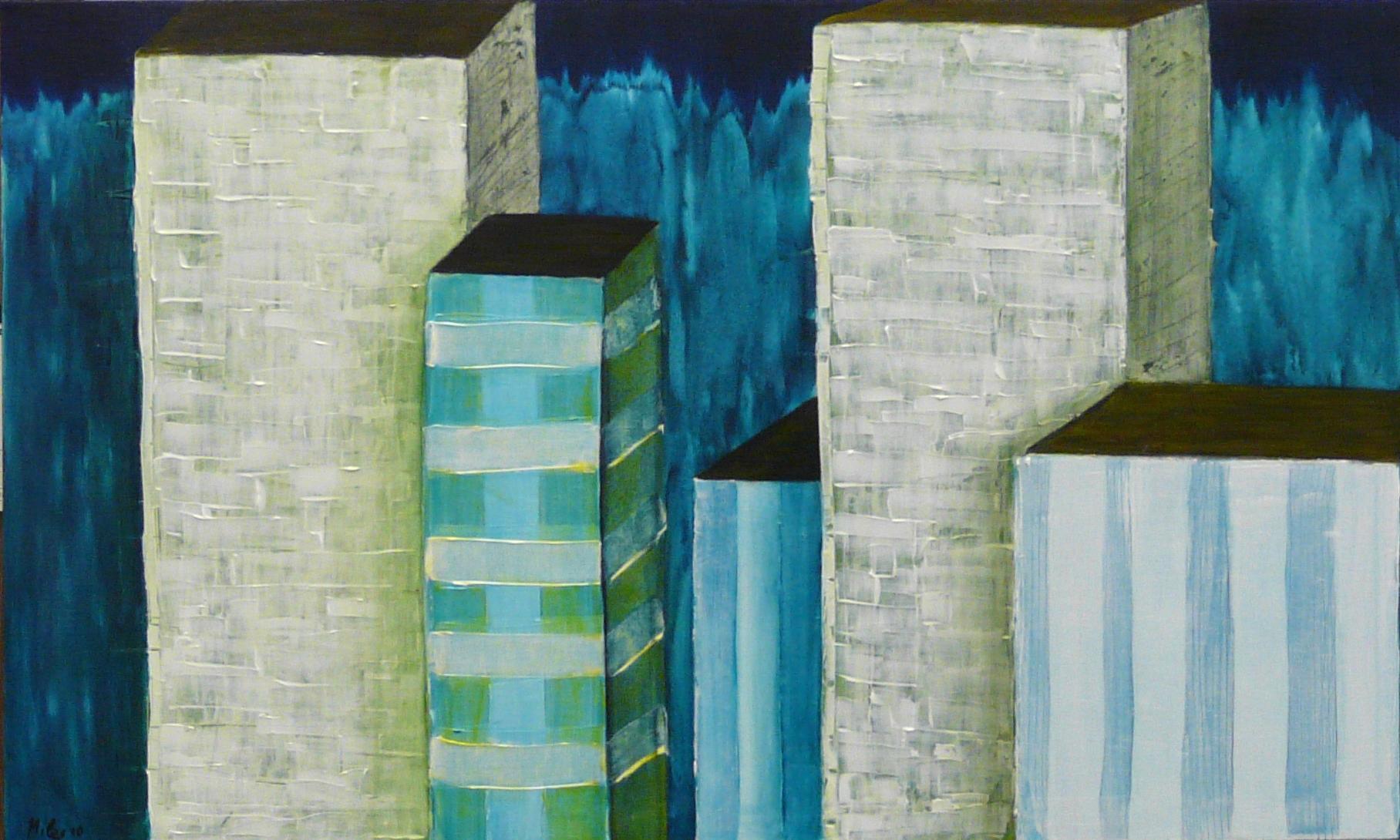 Cityscape #6
