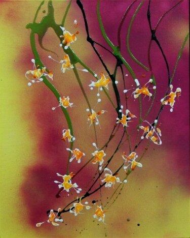 Orange Drops, 12x16, $280
