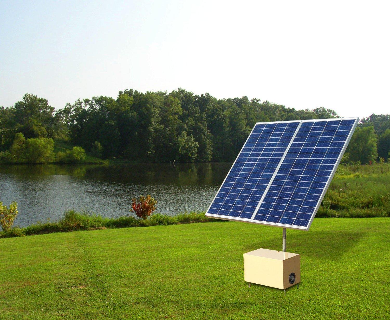 Solar Aerator