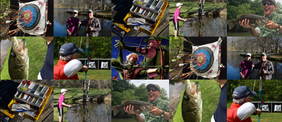 Labor Day Sunday Morning - Free WSC fishing and archery event for the community