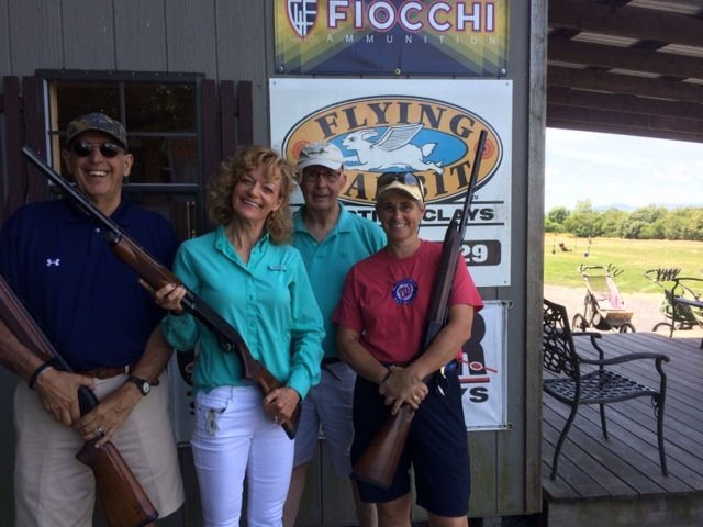Second Ladies Day Shotgun Shoot - Our second ladies Day shoot for this year is tentatively scheduled for Wednesday, September 27th. An announcement will be made soon with details for those who wish to learn to shoot...costs, etc.