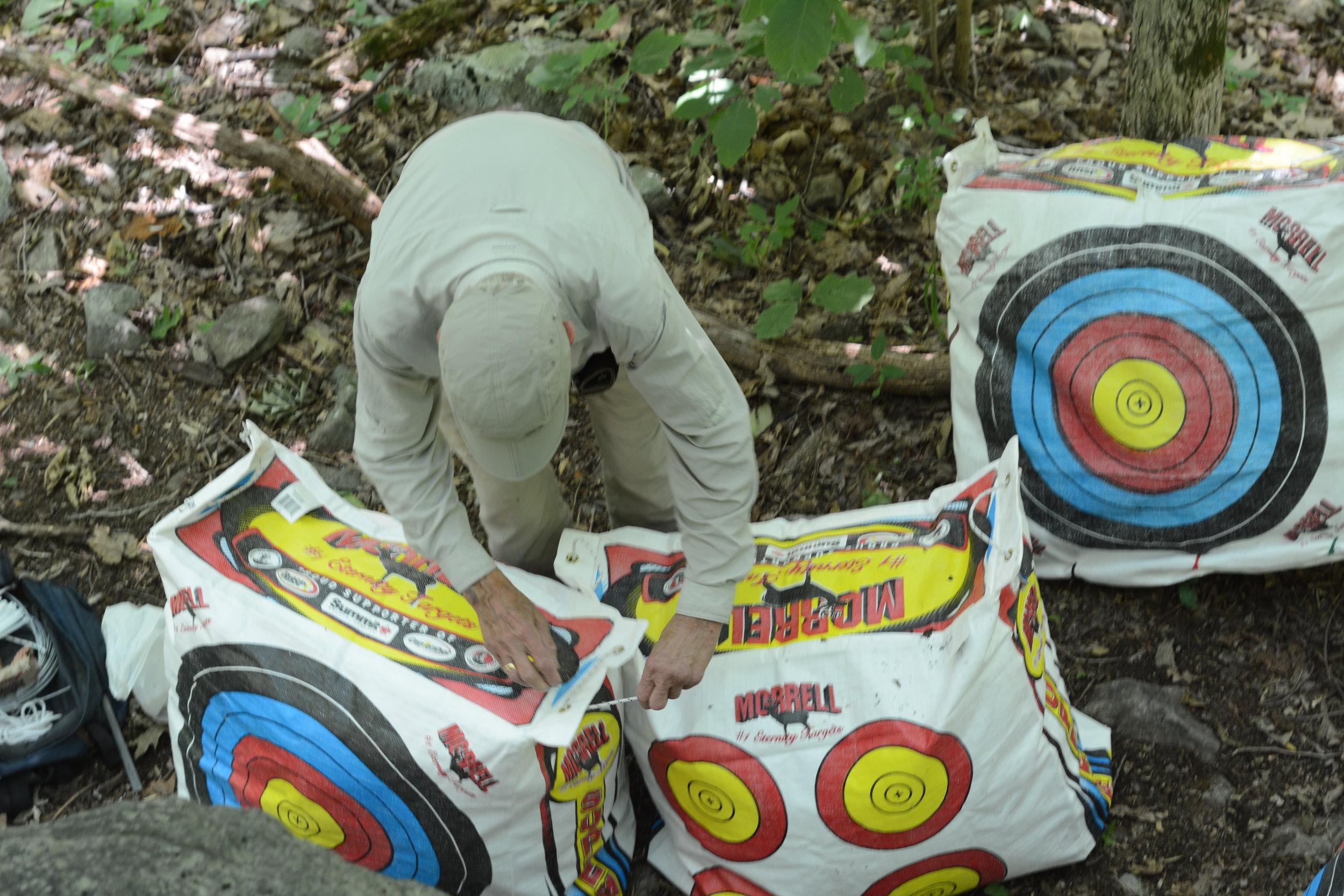 archery rendich preparing targets copy.jpg