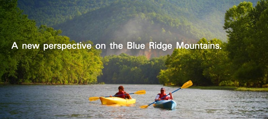 Visit The Upper James River Water Trail website