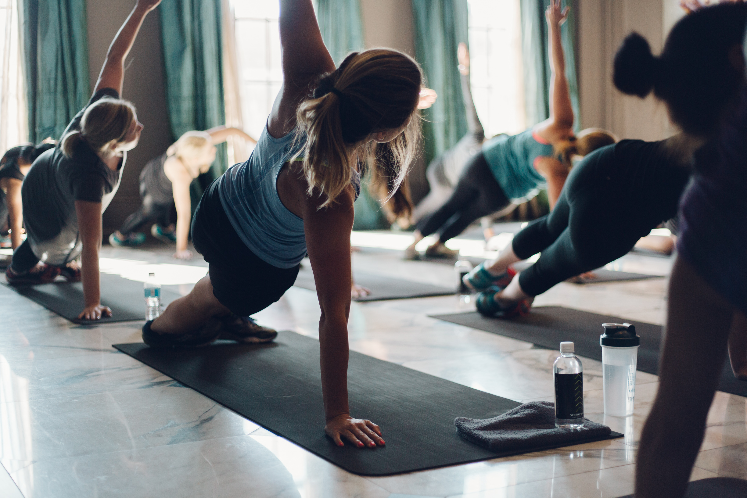 Join us September 10, as we leave the studio to convert L'auberge Casino into a morning of wellness. We will start our morning with a workout led by our founder Nicole Williamson followed by a Magpie Cafe curated brunch! There is also an option to sponsor someone who has been affected by the floods in Louisiana so they can experience a morning of wellness, as well.